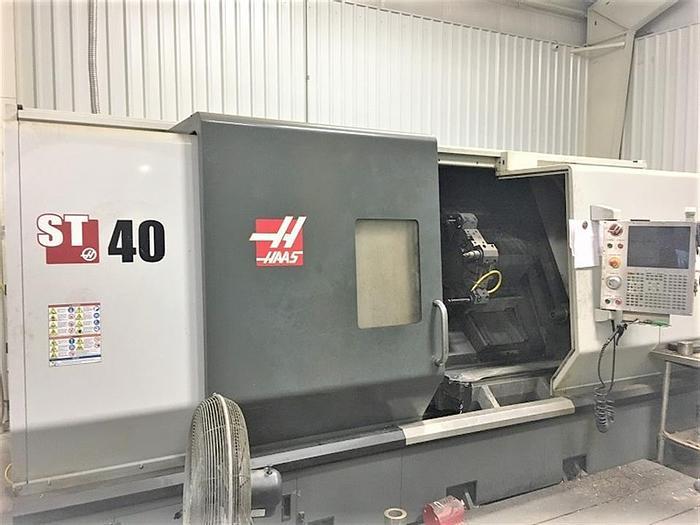 Used 2012 Haas ST-40TB