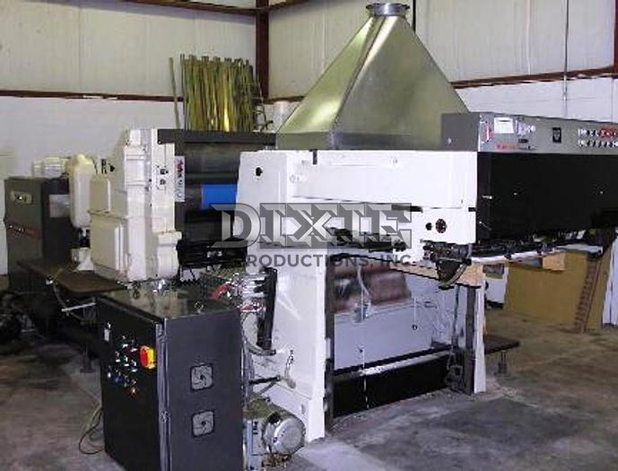 Dixie UV Conver Offset Press