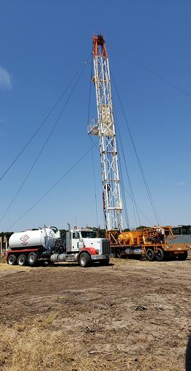 Used Rig 7 Service Rig