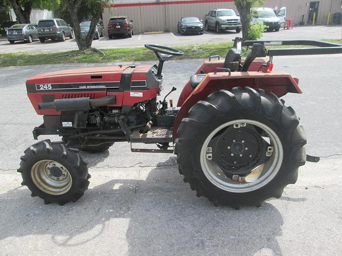 Used Case 245 Tractor