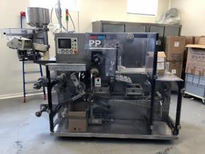 Used ACG PAM-PAC BLISTER PACKING MACHINE