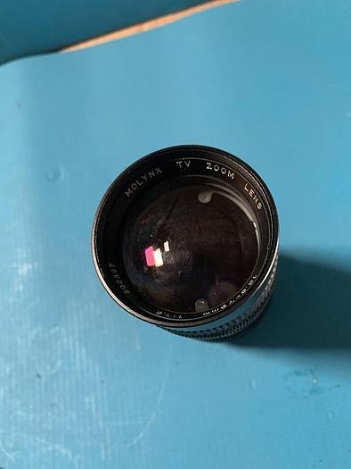 Used molynx lens cctv lz x 6s