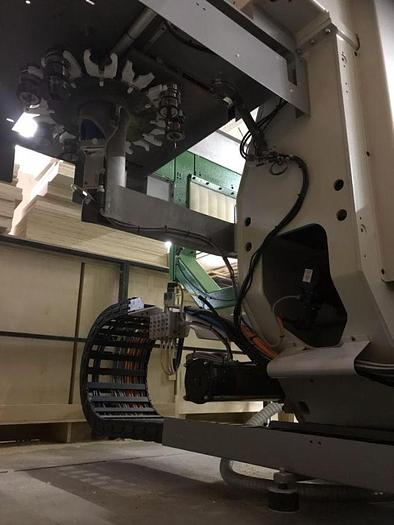 Biesse 2014 Rover AS 1332 UTS CNC Pod and Rail Machine