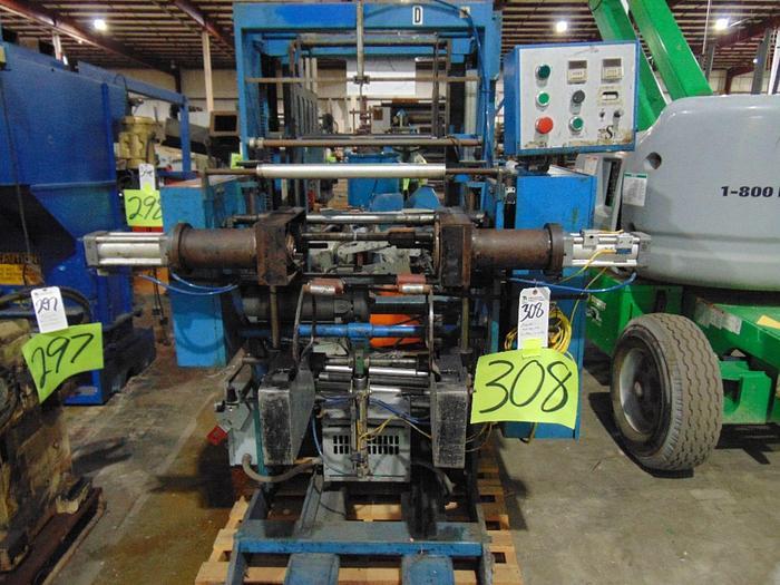 Used Autoplast model 4001 FLP, Coreless Winder