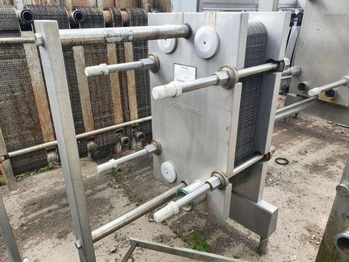 Used Alfa Laval A10-BMC Plate Heat Exchanger