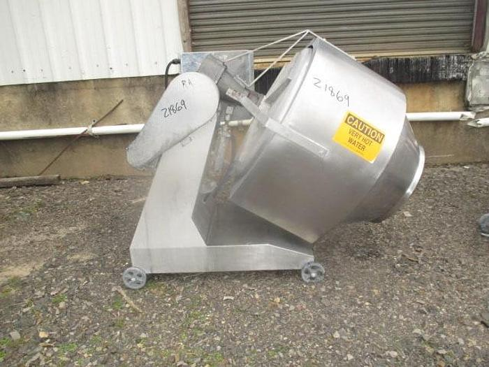 Used Cooking Industrial Cooking Tumbler