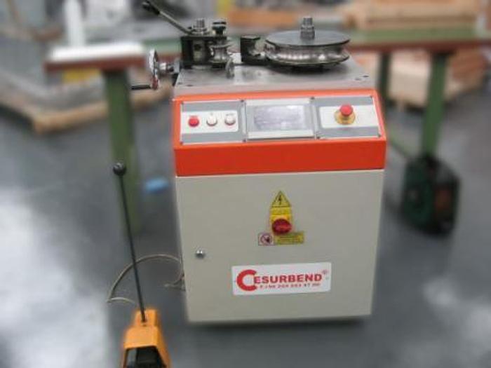 2015 Cesurbend SPB-60 Non Mandrel Tube and Pipe Bending Machine