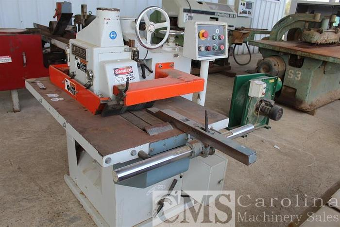Used 2014 Northtech SRS-12NS Straight Line Rip Saw
