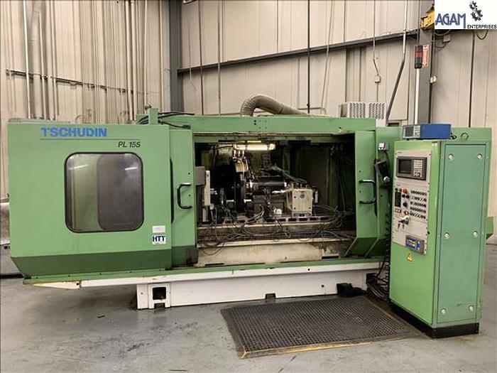 Used Tschudin PL155 CNC Cylindrical Grinding Machine