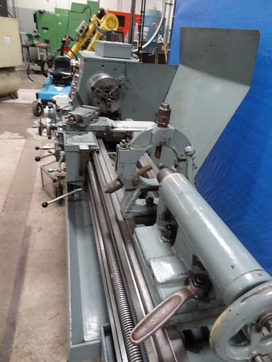 "SOUTHBEND TURNADO 17"" X 54"" ENGINE LATHE"