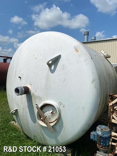 Used Storage Tank 500 GAL