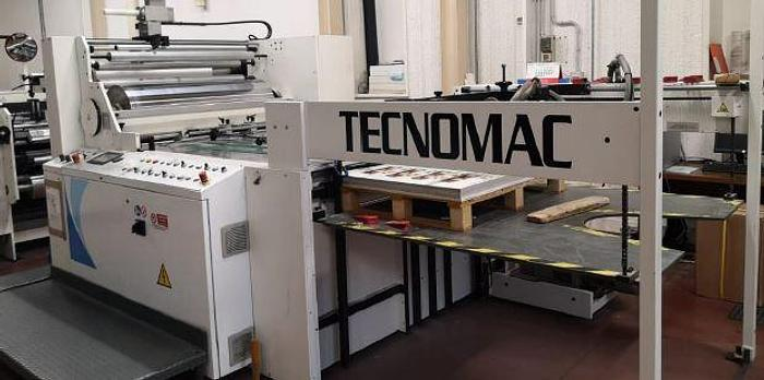Usata 2009 Tecnomac Fast 110