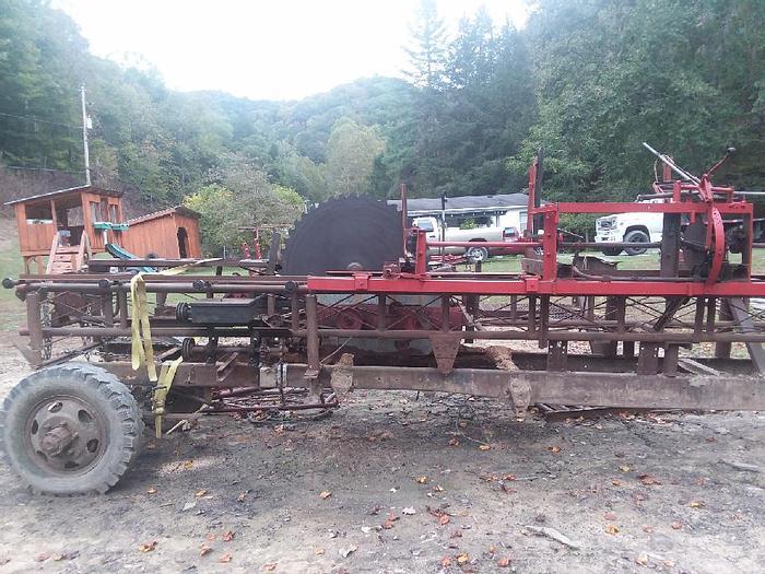 Used Jackson Lumber Harvester