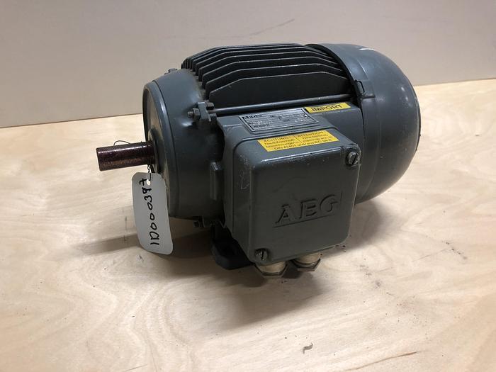 Used 0,55 kW, AEG, Electric motor