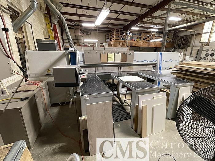 Used Complete Cabinet Shop Complete Operation
