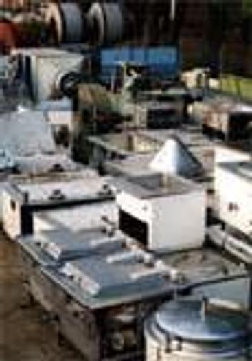 Używane Kotły parowe i elektryczne różnych typów