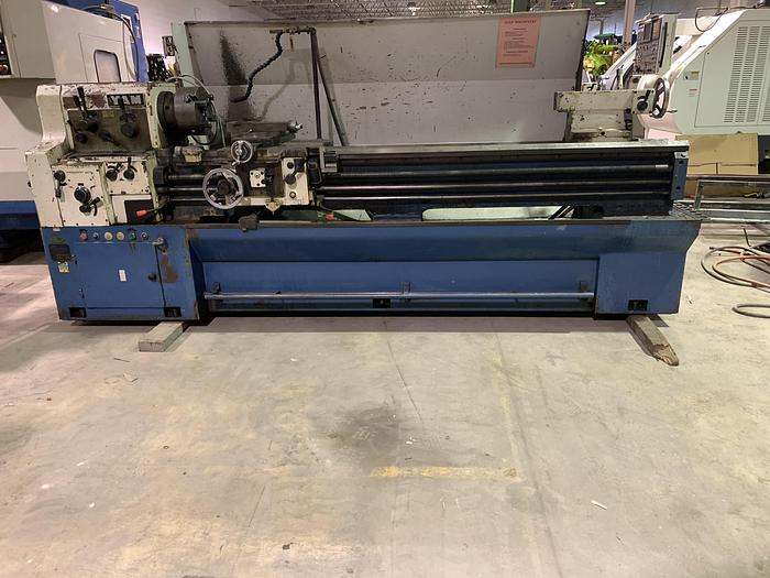 "YAM MODEL 2000G 17"" X 80"" ENGINE LATHE"