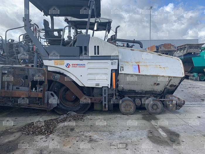 Used 2007 VOGELE 1803-2