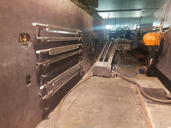 Rotary printing STORK RDIV  1800 mm  1991