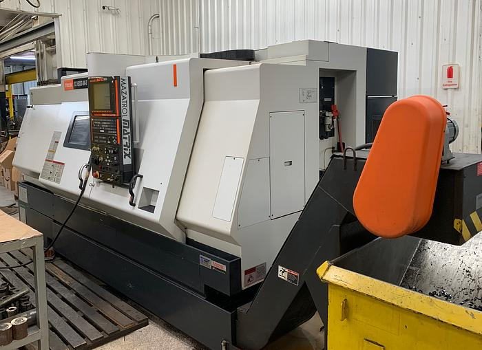 2007 Mazak QUICK TURN NEXUS 400