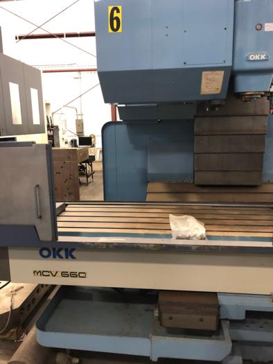 OKK MCV660