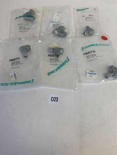 FESTO Assortment 4--151167 GRLA-1/8-PK-4-
