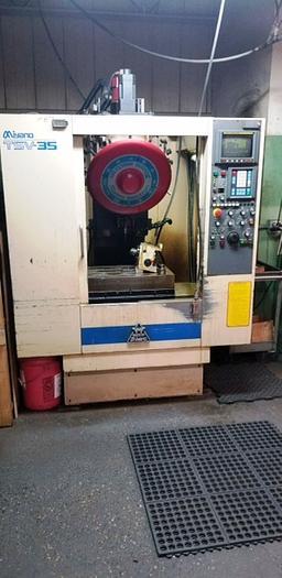 Used MIYANO TSV-35 Drill & Tap