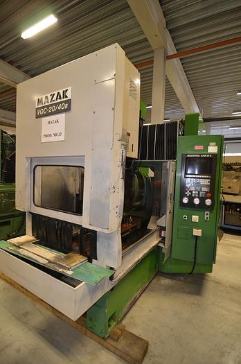 Used MV08B - Mazak VQC 20/40 B