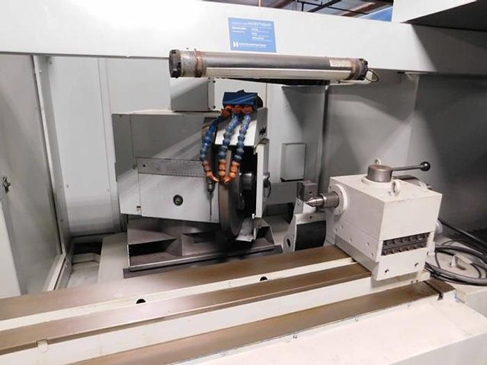 Used KELLENBERGER KEL VARIA RS 175/1000 CNC UNIVERSAL CYLINDRICAL GRINDER #5667