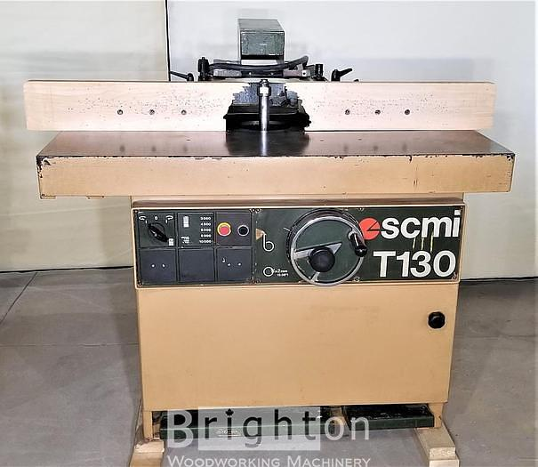 Used SCM T130 Used Shaper