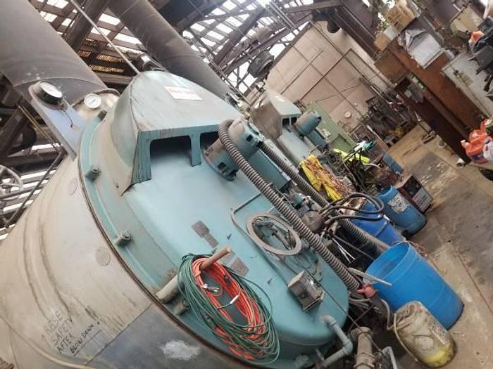 Used Cleaver Brooks 600 hp