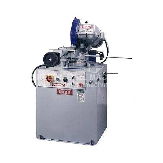 DAKE Semi-Automatic Cold Saw TECHNICS 350SA