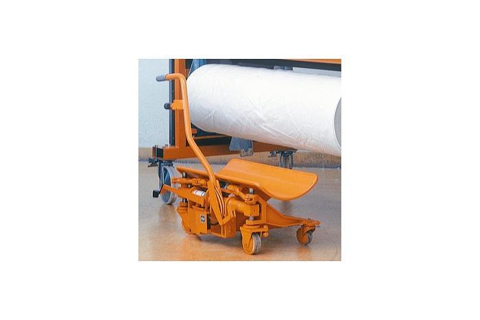 Used Genkinger Fabric Beam Pallet Truck (manual) WB 3…7