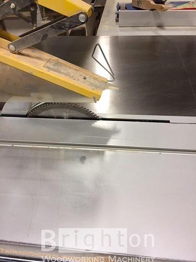 2010 Silver SMJ-3200A Sliding Table Saw