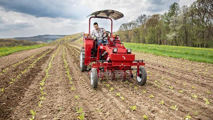 Tilmor Tractor 520M Gas