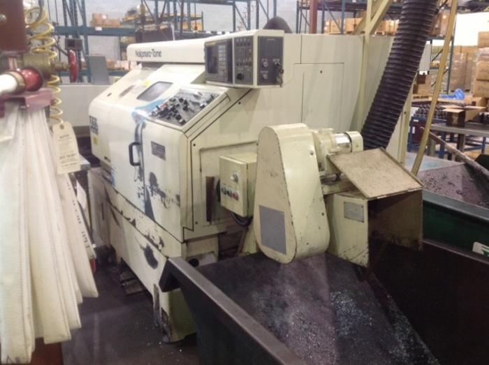 Nakamura Tome Model TMC-20 II CNC Turning Centre 5354