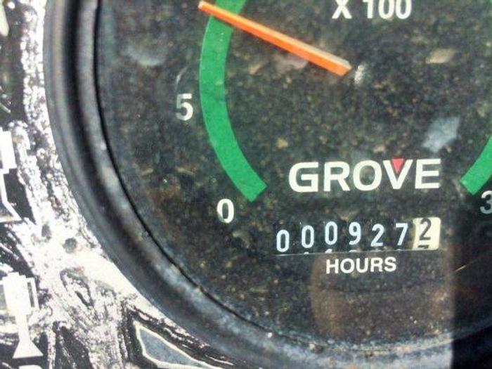 1998 GROVE RT522B