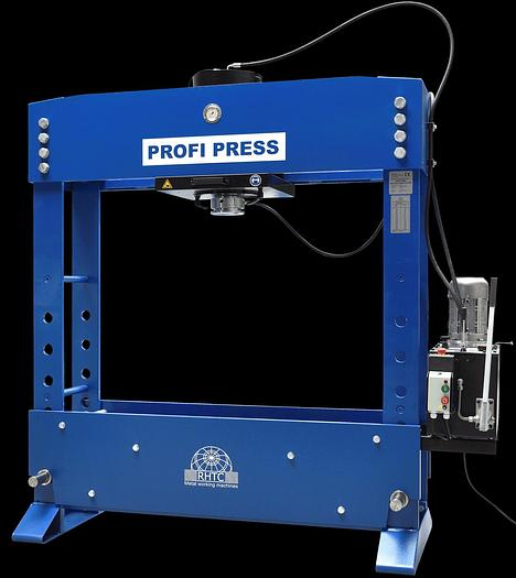 RHTC  160 ton M/H-M/C-2 D=1500mm Motorized Workshop Press