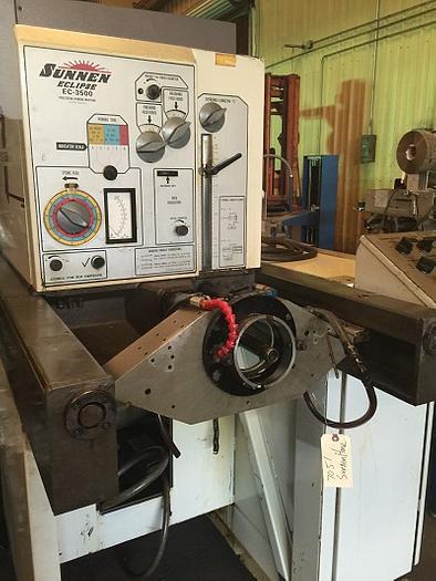1964 EC 3500D SUNNEN Horizontal Honning Machine