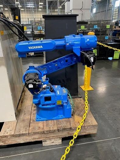 Used Yaskawa Robot  MH6 with DX100 Controller