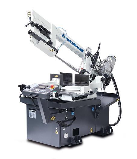 Gebraucht 2020 Metallkraft BMBS 300x320 HA-DG Bandsäge Halbautomat Doppelgehrung