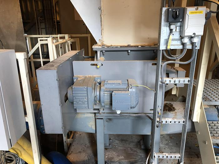 Used 2009 PAM rotery valve  48/420 UL