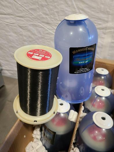 Shakespeare Wonder Thread Nylon Monofilament Sewing Thread Fishing Line 40# Test