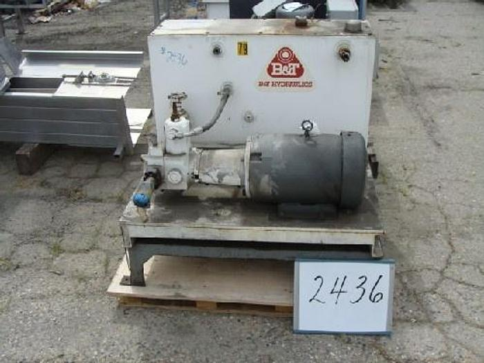 Used Hydraulic Power Pack #2436