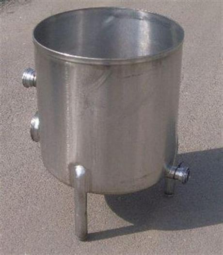 Used 145 Litre Stainless Steel Single Skin Tank