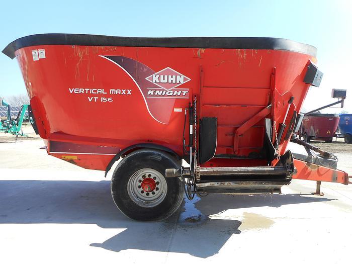 Used KUHN KNIGHT VT156