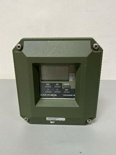 Used Yokogawa EXA PH202S pH/ORP Transmitter