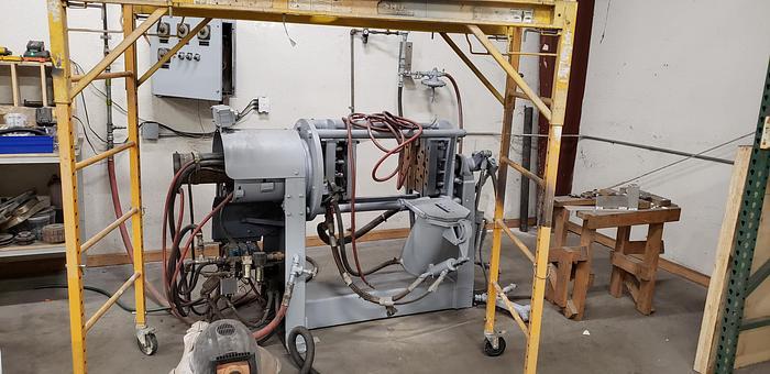 Used BEARDSLEY & PIPER SF6-CA SHELL CORE MACHINE