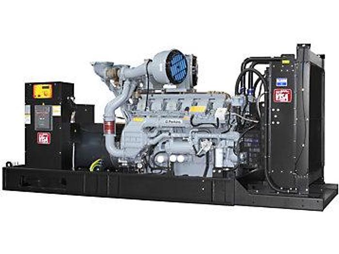 Used 1.2 MW 2008 Used Perkins 4012-46TAG2A Diesel Generator Set