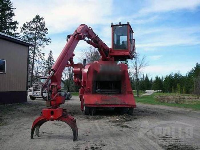 Used 1988 Morbark 23 WCL Chipper